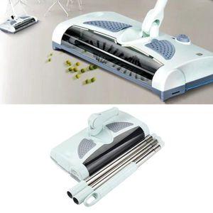 BALAI ÉLECTRIQUE Électrique sans fil Clean Sweep 2 en 1 sec Mop Swe