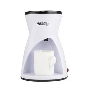COMBINÉ EXPRESSO CAFETIÈRE Mini-automatique à café unique goutte à goutte tas