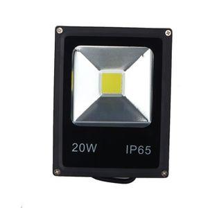 SPOTS - LIGNE DE SPOTS 10W 20W IP65 LED Lampe Lumière de Projecteur Extér