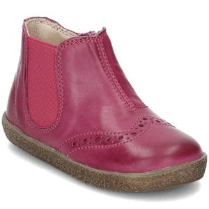Bottines Argent en Cuir Falcotto by Naturino - Soldes W0SqP4tB