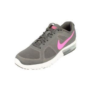 822d6b8fbef4 BASKET Nike Femme Air Max Sequent Running Trainers 719916