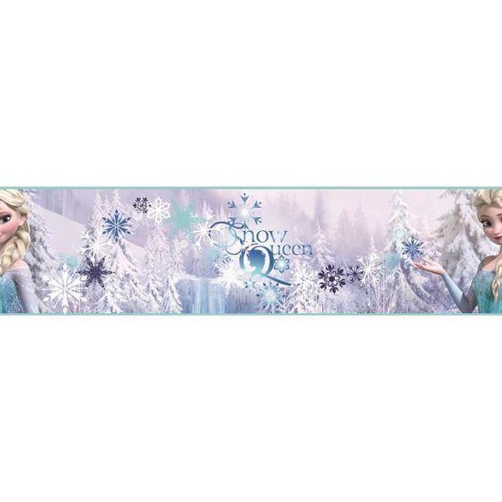 Reine Des Neiges Papier Peint Deco Frise Enfant 500x15 6 Achat