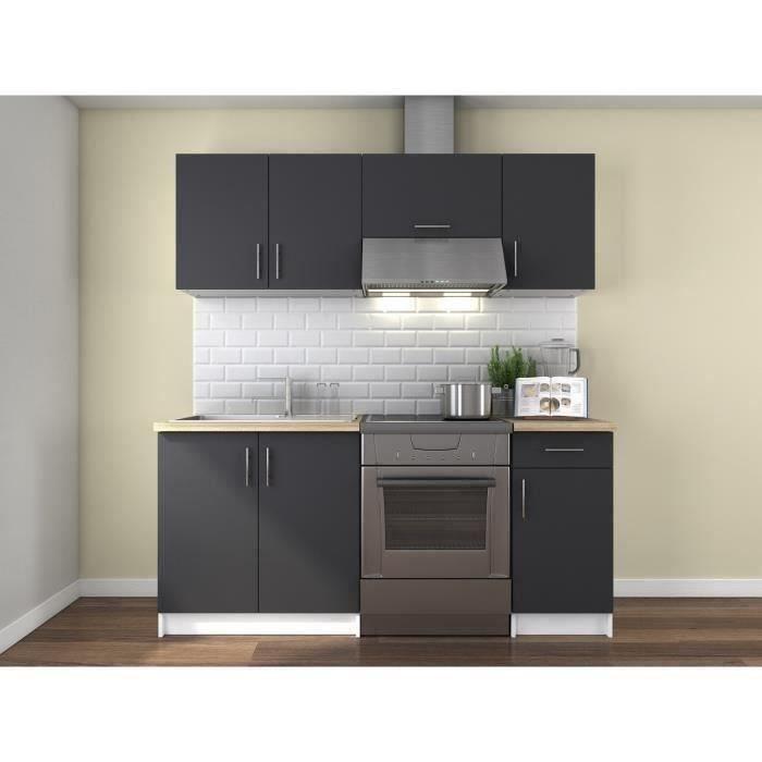 cuisine complete pas cher meubles discount. Black Bedroom Furniture Sets. Home Design Ideas