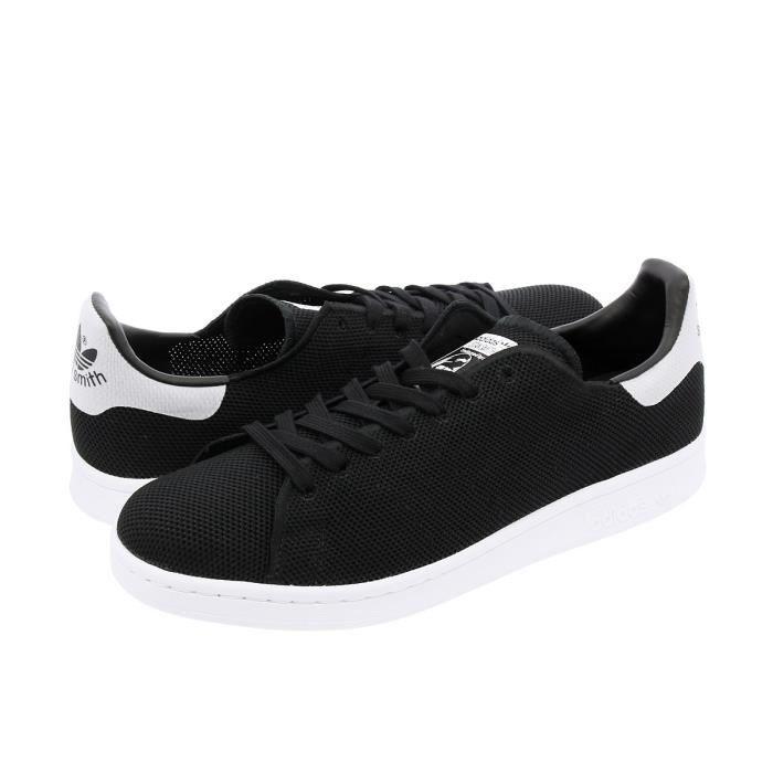 ADIDAS ORIGINALS Baskets Stan Smith Chaussures Homme Noir, blanc ... c4bf17627964
