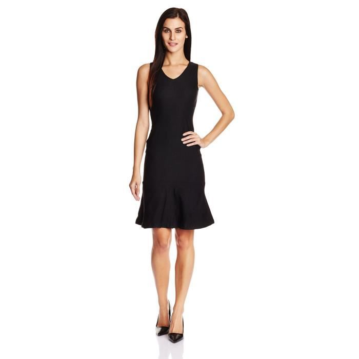 Womens Cotton Skater Dress CP1Y0 Taille-38