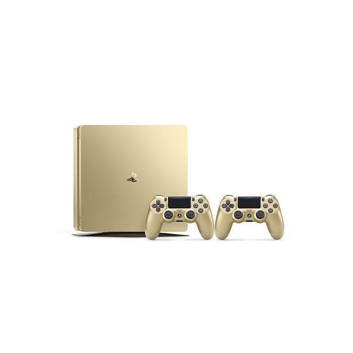 CONSOLE PS4 Console Playstation 4 Sony 500 Go Châssis slim D O