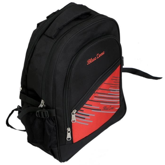 Hommes 30 Ltrs College Sac, Sac pour ordinateur portable, Daypack Backapack (noir) occasionnel -ki190107 INJC4