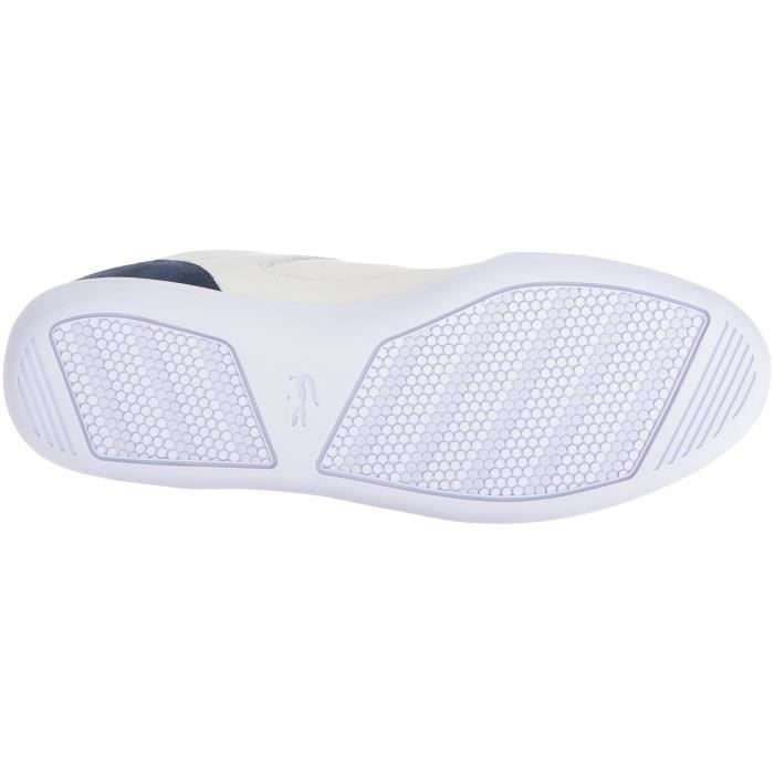Lacoste Court-minime espadrille Mode SH3CR Taille-44