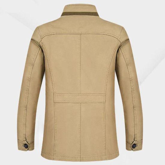 Standup Manteau Vêtements Col En Masculin Vêtement Marque Parka Homme Luxe Veste Blouson Hommes twacqzcI