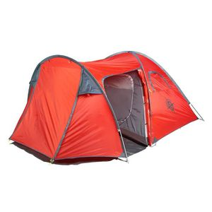 TENTE DE CAMPING COLUMBUS Tente Enol - 3 places - Rouge