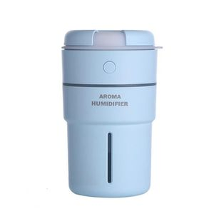 HUMIDIFICATEUR ÉLECT. Humidifier Air Filter Freshener Essential Oil Diff