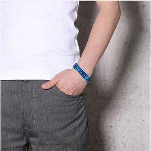 BRACELET - GOURMETTE Bijoux Bracelet homme - Acier au titane Quatre en