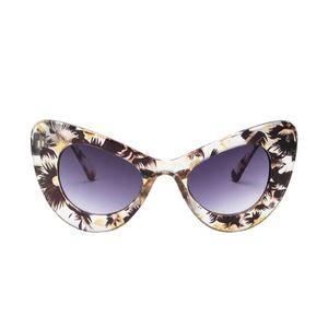 a053fcb6da LUNETTES DE SOLEIL Lunettes de soleil yeux de chat lunettes de soleil