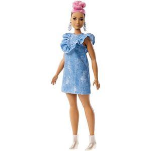 POUPÉE Barbie Fashionistas poupée mannequin #95 avec chig