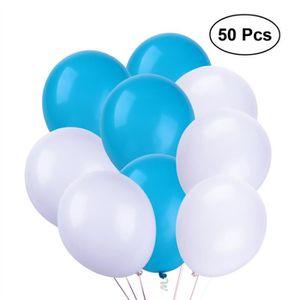 BALLON DÉCORATIF  12 pouces 50pcs 2.8g Coeur Latex Ballons articles