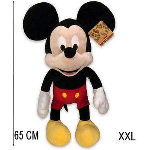 PELUCHE Peluche Mickey Mouse 65 cm XXL Collector 90e Anniv