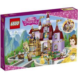 ASSEMBLAGE CONSTRUCTION LEGO® Disney Princess™ 41067 Le Château de La Bell