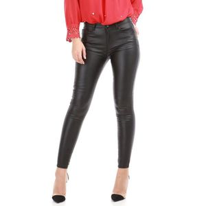 Pantalon simili cuir femme - Achat   Vente pas cher 7ffa87163219