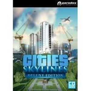 JEU PC À TÉLÉCHARGER Cities: Skylines - Deluxe Edition