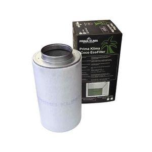 Filtre à odeurs Filtre à charbon prima klima Ø 150x 400 mm - Pr...
