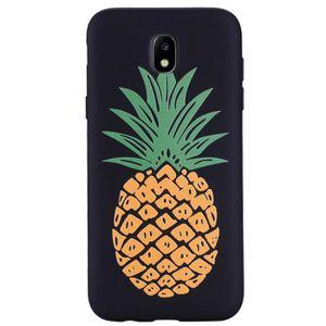 coque samsung j5 2017 ananas