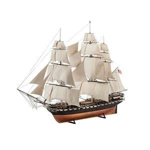MAQUETTE DE BATEAU Maquette bateau : USS United States aille Unique C