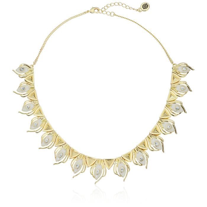 House Of Harlow 1960 Risha Collar Necklace, 17 + 2 Extender WVL10