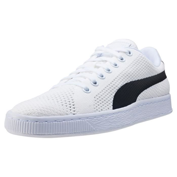 Puma Chaussure Basket Classic evoKNIT Homme 363180_01