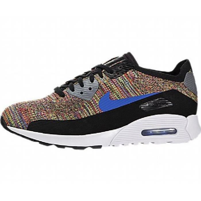 BASKET Nike Air Max 90 Ultra 2.0 Flyknit SI9P9 Taille-37