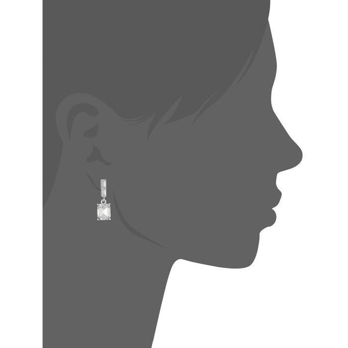 1928 Jewelry Cristaux Swarovski Boucles doreilles