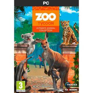 JEU PC Zoo tycoon Jeu PC