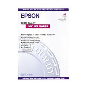 EPSON Pack de 1 Papier Photo S041068 - A3 - 100 feuilles - 104g/m2