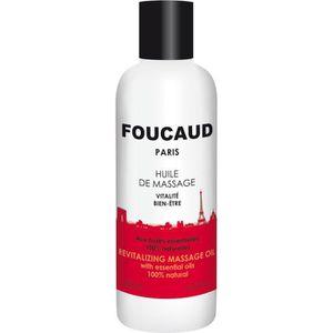 FOUCAUD Huile de Massage - Flacon 200 ml