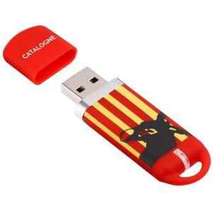 KEYOUEST Clé USB Région Catalogne - 8 Gb