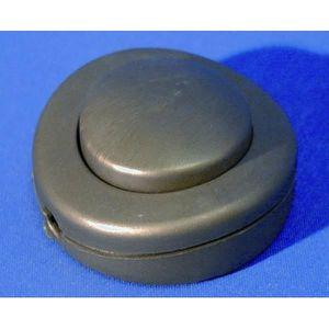 VOLTMAN Interrupteur pour Lampe de Pied Rond Doré