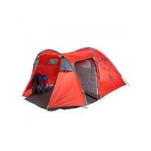 TENTE DE CAMPING COLUMBUS Tente Enol - 4 places - Rouge