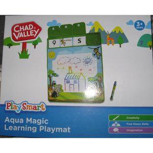 POUPON Tchad Aqua Valley Learning Magie Tapis de jeu avec