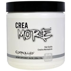 CRÉATINE CONTROLLED LABS CREAMORE 250 g 50 servings