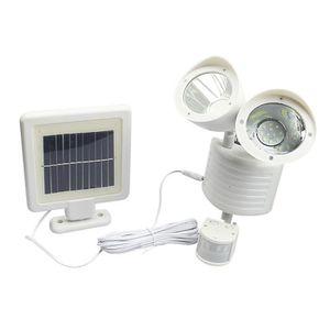 120led Lampe Solaire Exterieur Detecteur De Mouvement A Induction