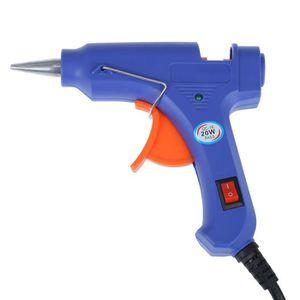 PISTOLET A COLLE 20W Hot Pistolet à colle pour le projet de bricola