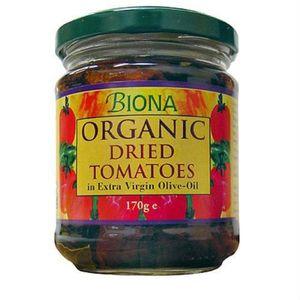 TOMATE Biona Tomates séchées bio à l'huile d'olive vierge