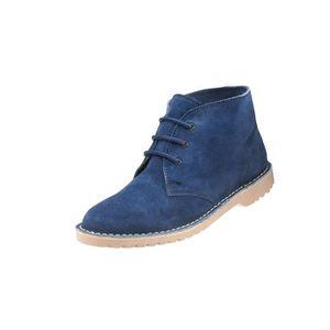 BOTTINE Pegasus - Desert boots en daim pour homme