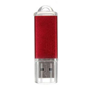 CLÉ USB 2 Go USB 2.0 Cle USB Flash U disque rouge rouge
