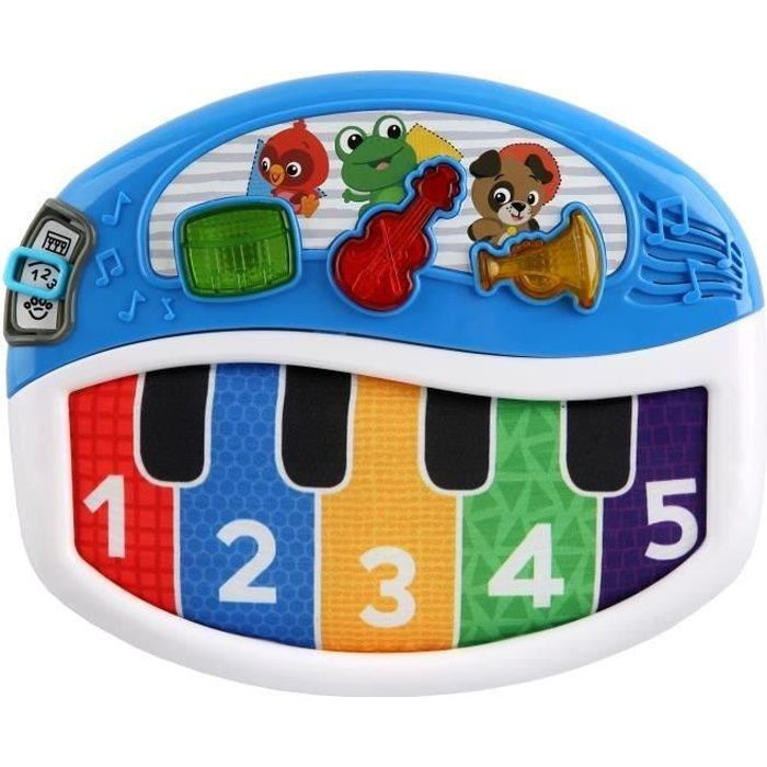 BABY EINSTEIN Piano Découverte Discover & Play Piano™ - Multi Coloris