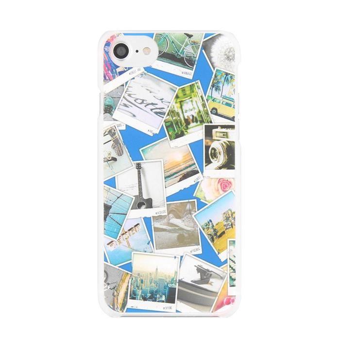 TNB Coque pour iPhone 7 - Rigide