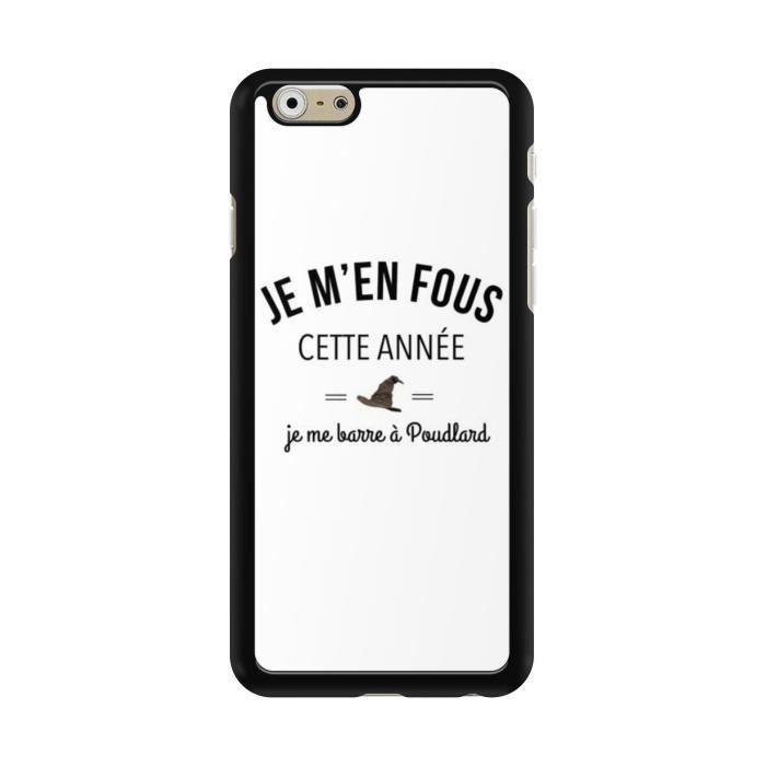 coque iphone 6 poudlard