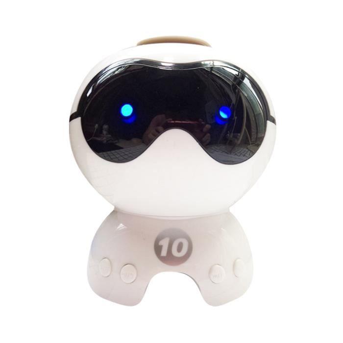 Haut-parleur Sans Fil De Bande Dessinée Bluetooth Space Dog Mini Portable Téléphone Petit Son Bwys-sm006bleu