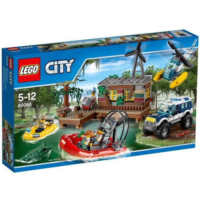 Bandits Lego® City Cachette Des La 60068 80nOXPkw