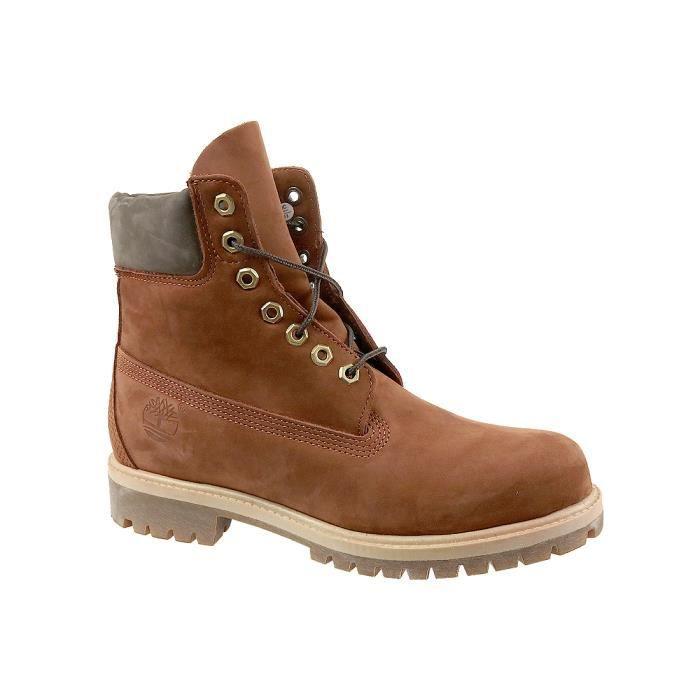 f99ff344974f Timberland 6 Premium Boot A1LXU Marron Marron - Achat   Vente ...
