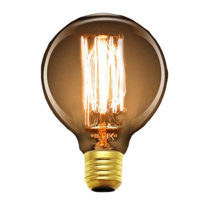 Style Filament Source De Lumiere A 6w Romantique Led Retro Lampe Ampoule Edison Incandescence G80 E27 dCBWQEerxo